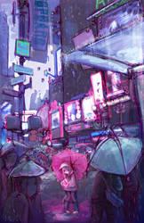 Neo New York by camilladerrico