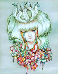 The Dream Melt by camilladerrico