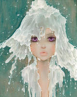 My Milkfall by camilladerrico