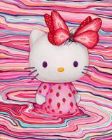 Kitty Berry Kiss Kiss by camilladerrico