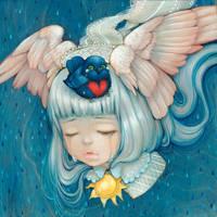 Little Bird by camilladerrico