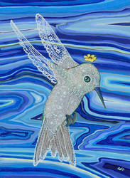 Colibri  by camilladerrico