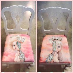 Vintage Chairs by camilladerrico
