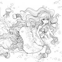 Coloring Contest by camilladerrico