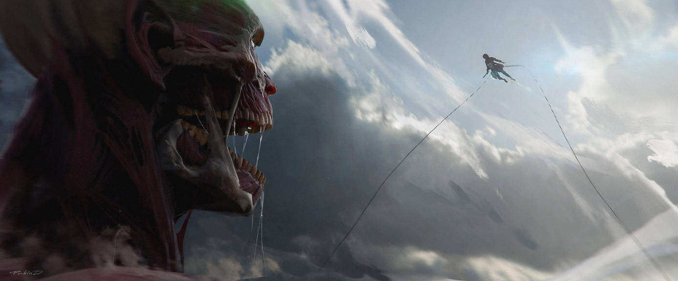 Titan 2 by TetaMonja