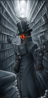 The Librarian by Steamhat