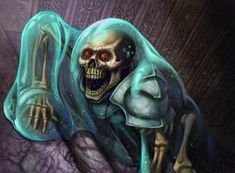 Corpse Ooze by JWilsonIllustration