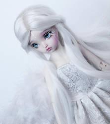 The Swan Princess by akai1992