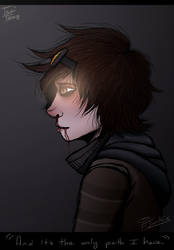 [Ticci Toby] Only Path I Have by Hostless-Parasite