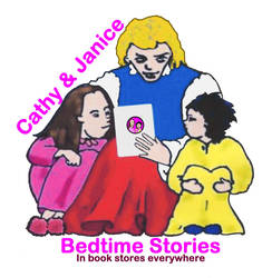Cathy and Janice Logo by Joepegasus
