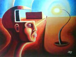 Evolution of Mind by jslattum