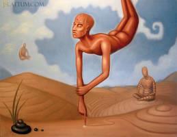 The Art of Mindless Wandering by jslattum