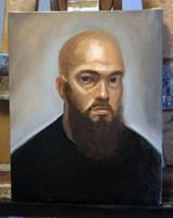 Self Portrait by jslattum
