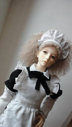 BJD maid 2 by Snyblind