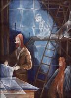 The Glazier's Daughter by barbarasobczynska
