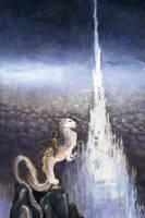 The Neverending Story cover art by barbarasobczynska