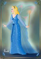 BLUE FAIRY by FERNL