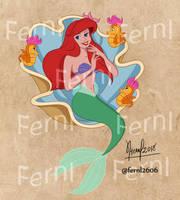 ARIEL II by FERNL