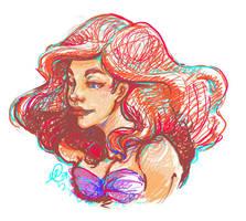 Little Mermaid by storytellersdaughter