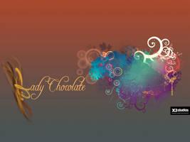 Lady_Chocolate_wallpaper by MariuszMz