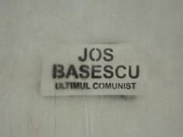 Jos Basescu.Ultimul comunist by MariuszMz