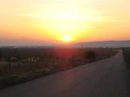 Sunset Tohani Mizil 2 by MariuszMz