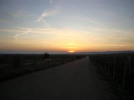 Sunset Tohani Mizil 3 by MariuszMz