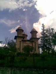 Biserica Tohani by MariuszMz