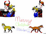 Contest Entry for Midnight :3333 by Whitefangthecaptain0