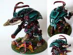 Tyranid Carnifex by Mantis-nk