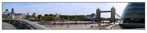 London Towerama by Mantis-nk