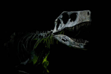 Triassic Beast by Mantis-nk