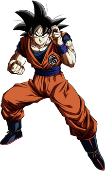 Goku Universe Survival by Koku78