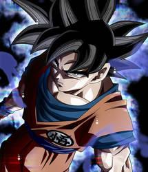 Goku Miggate No Goku'i 3/584 by Koku78