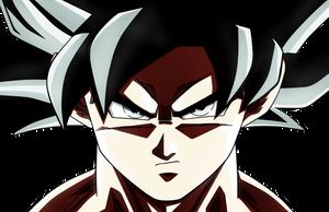 Full Power, Full Sprit, Goku Ultra Instict by Koku78