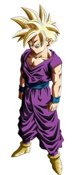 Fight for What You Love Gohan! by Koku78