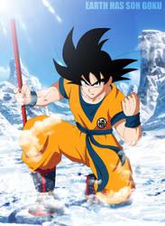 Earth Has Goku... by Koku78