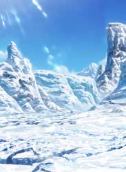 Dragon Ball Movie Background (Free to Use) by Koku78