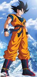 The Legend Returns! Goku New Movie by Koku78