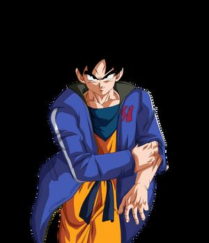 A New Adventure. Goku New Movie by Koku78