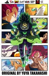 Dragon Ball Super Broly by Koku78