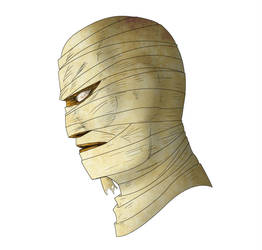 The Mummy by CJJennings