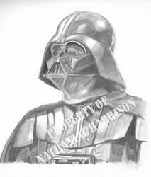 Lord Vader by nathanial91