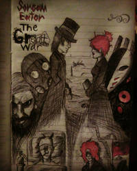 Scream Eater - The Great War by PastaManiac53