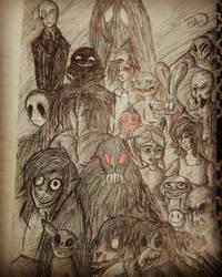 Old School Creepypastas (Remake uwu) by PastaManiac53