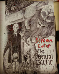Scream Eater - The Mental Battle by PastaManiac53
