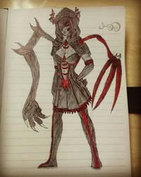 SS - She Screamy by PastaManiac53