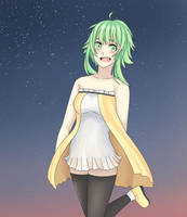Gumi~ by AngelaLovell