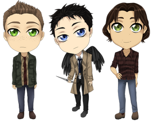 Team Free Will by AngelaLovell