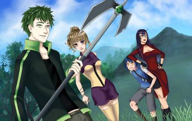 Team Shiori by AngelaLovell